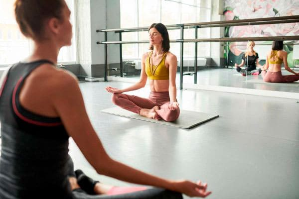 eines en el ioga